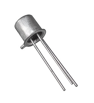 BC107B NPN Transistor TO18 45V Pack of 5
