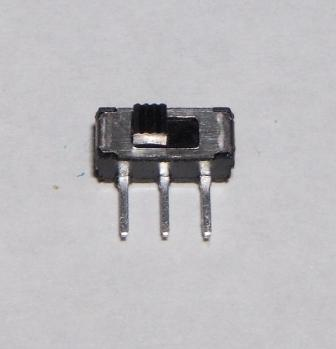 Ultra Miniature Slide Switch Pack of 4