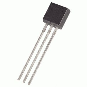 BV549B NPN Transistor TO92 30V Pack of 10